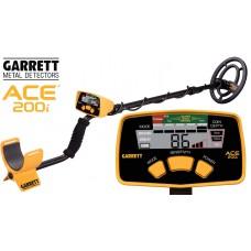 Garrett Ace 200İ Dedektor (yeni2016)