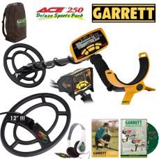 Garrett Ace 250 Dedektör (2 başlıklı full pake...
