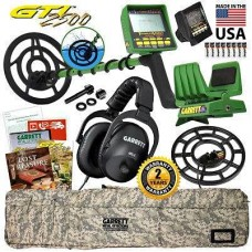 Garrett Gti2500 Dedektör (2 baslikli Pro paket)