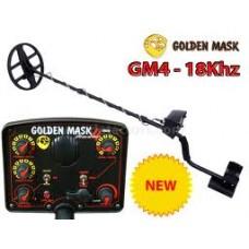 Golden Mask 4 Dedektör (18khz)