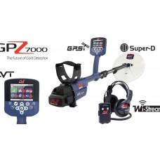 MİNELAB GPZ7000 DEDEKTÖR (yeni ürün)