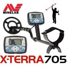 MİNELAB X-TERRA 705 DEDEKTÖR
