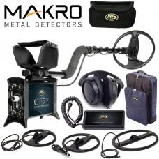 Makro Cf 77 Dedektör 3 Başlıklı Pro Paket