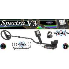 White's Spectra V3i Dedektör