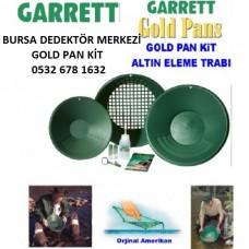 Garrett Gold Pan Kit (altın eleği)
